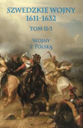Szwedzkie wojny 1611-1632 Wojny z Polską -    mała okładka