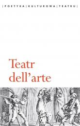 Teatr dell'arte -  | mała okładka