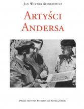 Artyści Andersa - Sienkiewicz Jan Wiktor | mała okładka