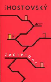 Zaginiony - Egon Hostovsky | mała okładka