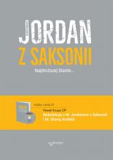 Najdroższej Dianie - bł.Jordan z Saksonii   mała okładka
