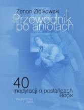 Przewodnik po aniołach 40 medytacji o posłańcach Boga - Zenon Ziółkowski | mała okładka