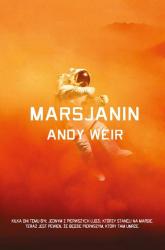 Marsjanin - Andy Weir | mała okładka