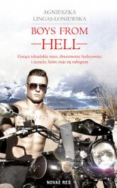 Boys from Hell - Agnieszka Lingas-Łoniewska | mała okładka