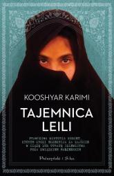 Tajemnica Leili - Kooshyar Karimi   mała okładka