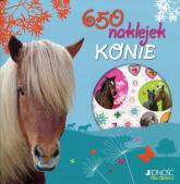 650 naklejek Konie -  | mała okładka