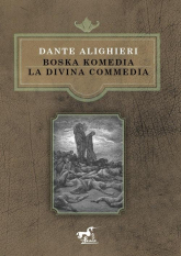 Boska komedia/La divina commedia - Dante Alighieri   mała okładka