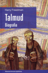 Talmud Biografia - Harry Freedman | mała okładka