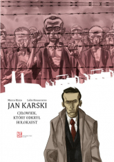 Jan Karski Człowiek, który odkrył Holocaust - Rizzo Marco, Bonaccorso Lelio | mała okładka