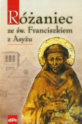 Różaniec ze świętym Franciszkiem z Asyżu -  | mała okładka
