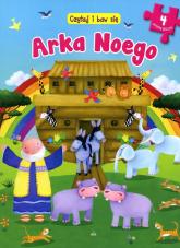 Czytaj i baw się Arka Noego -  | mała okładka
