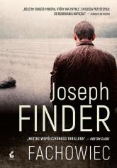 Fachowiec - Joseph Finder | mała okładka