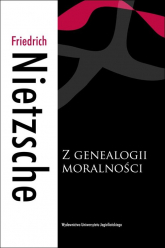 Z genealogii moralności - Friedrich Nietzsche   mała okładka