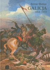 Galicja 1914-1915 Zapiski korespondenta wojennego - Ferenc Molnar   mała okładka