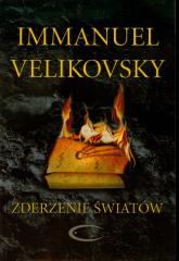 Zderzenie światów - Immanuel Velikovsky | mała okładka