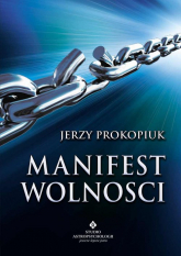 Manifest wolności - Jerzy Prokopiuk   mała okładka