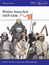 Wojny husyckie 1419-1436 - Stephen Turnbull | mała okładka