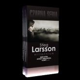 Mężczyźni, którzy nienawidzą kobiet Część 1-2 Pakiet - Stieg Larsson | mała okładka