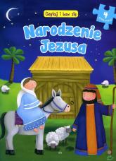 Czytaj i baw się. Narodzenie Jezusa -  | mała okładka