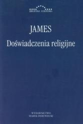 Doświadczenia religijne - William James | mała okładka