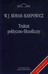 Traktat polityczno-filozoficzny - Korab-Karpowicz Julian W. | mała okładka