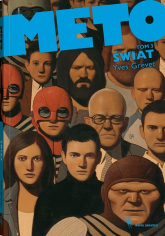 Meto świat Tom 3 - Yves Grevet | mała okładka
