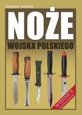 Noże Wojska Polskiego - Zbigniew Gwóźdź | mała okładka