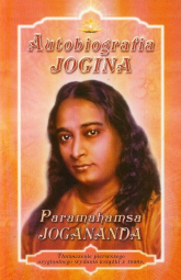 Autobiografia Jogina - Jogananda Paramahamsa | mała okładka
