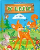 W lesie - Anna Wiśniewska   mała okładka