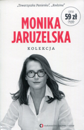 Towarzyszka Panienka / Rodzina Pakiet - Monika Jaruzelska | mała okładka