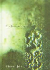 El albo ostatnia księga - Edmond Jabes | mała okładka
