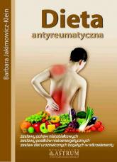Dieta antyreumatyczna - Barbara Jakimowicz-Klein | mała okładka