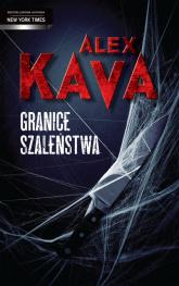 Granice szaleństwa - Alex Kava | mała okładka