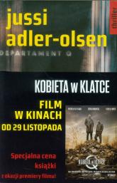 Kobieta w klatce - Jussi Adler-Olsen   mała okładka