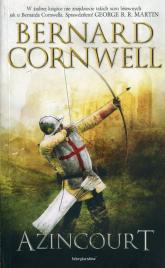 Azincourt - Bernard Cornwell | mała okładka