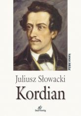 Kordian - Juliusz Słowacki | mała okładka