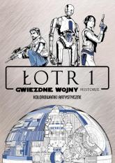 Star Wars Łotr 1 Historie Kolorowanki artystyczne -  | mała okładka