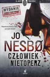 Człowiek nietoperz - Jo Nesbo | mała okładka
