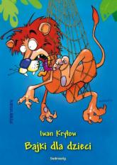 Bajki dla dzieci - Iwan Kryłow   mała okładka
