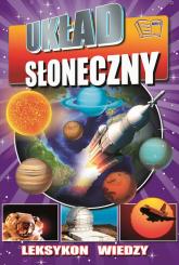 Leksykon wiedzy Układ Słoneczny -  | mała okładka