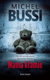 Mama kłamie - Michel Bussi | mała okładka