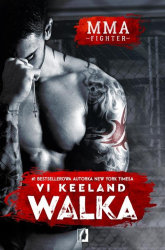 MMA fighter Walka - Vi Keeland | mała okładka