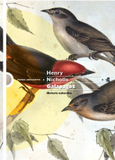Galapagos Historia naturalna - Henry Nicholls | mała okładka