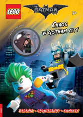 Lego Batman Movie Chaos w Gotham City -  | mała okładka