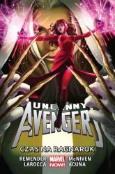 Uncanny Avengers Tom 3 Czas na Ragnarok - Rick Remender | mała okładka