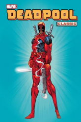 Deadpool Classic Tom 1 - Nicieza Fabian, Waid Mark, Kelly Joe | mała okładka