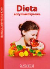 Dieta antymiażdżycowa - Barbara Jakimowicz-Klein | mała okładka
