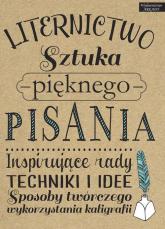 Liternictwo Sztuka pięknego pisania - Kirkendall Gabri Joy, Lavender Laura, Manwaring Julie, Panczyszyn Shauna Lynn | mała okładka