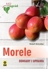 Morele Odmiany i uprawa - Robert Schreiber   mała okładka