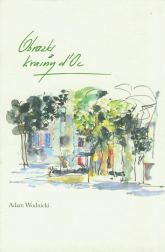 Obrazki z krainy d'Oc - Adam Wodnicki | mała okładka